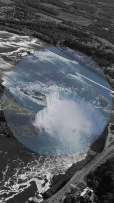 Hubschrauberflug Niagara Reiseblog Reisebericht
