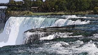 Niagarafälle Reiseblog