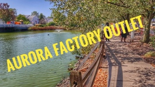 Aurora Factory Outlet Reiseblog