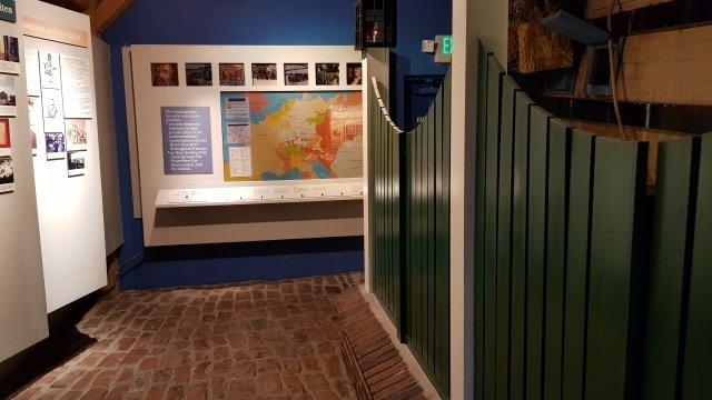 liebevolle Ausstellung im MENNO-Dorf
