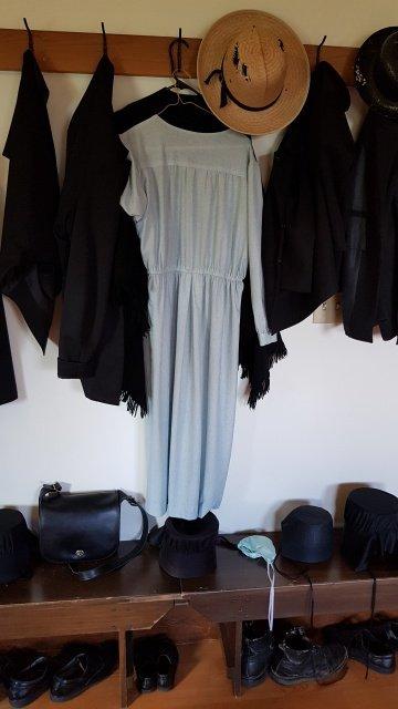 Kleidung im MENNO-Dorf