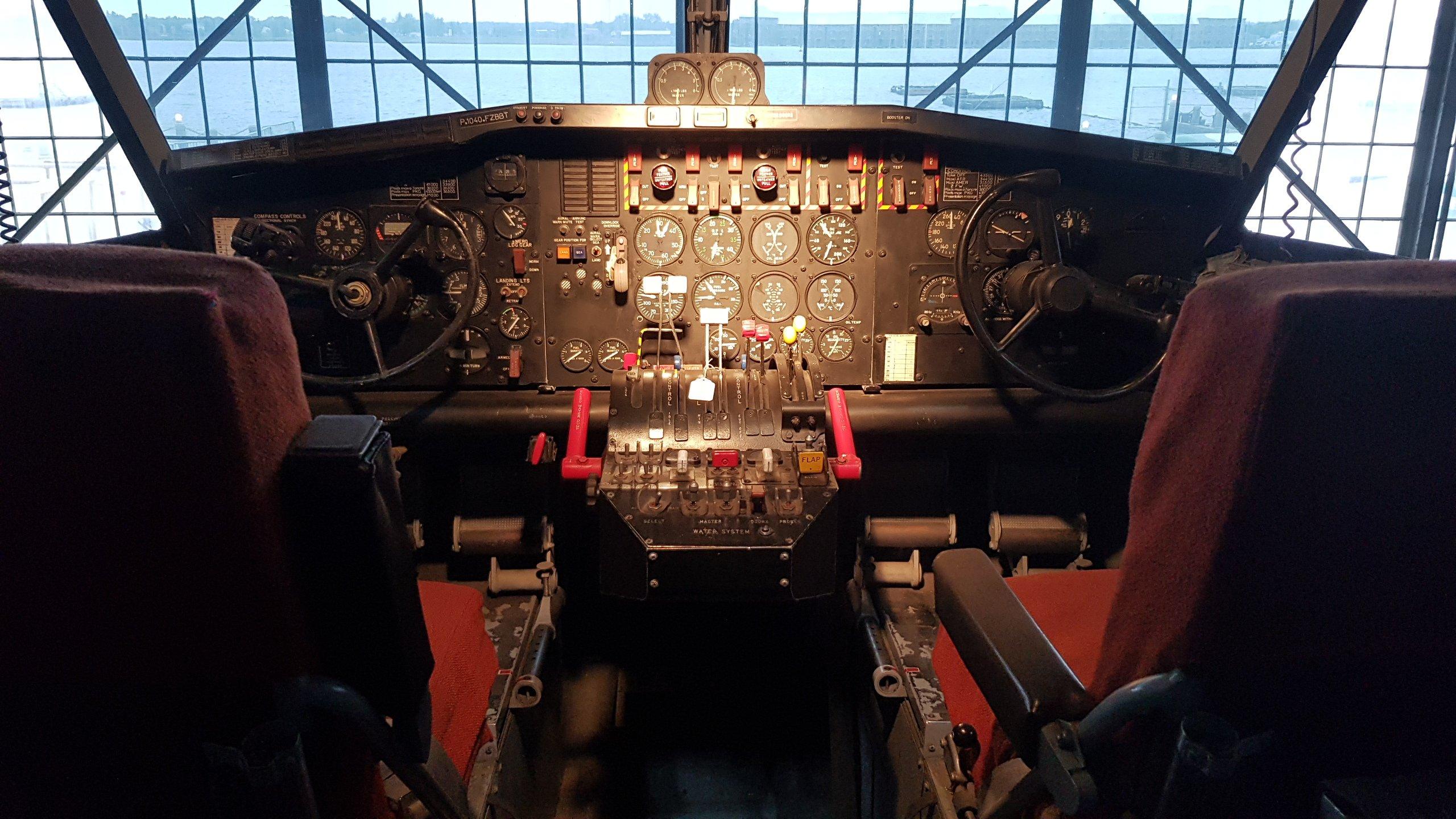 Cockpit CBHC Sault Ste.Marie