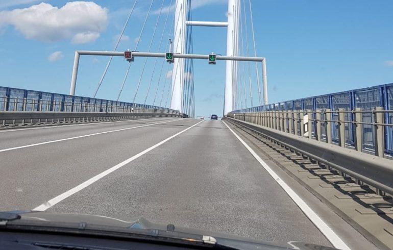 Rügenbrücke Reisebericht
